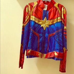 Captain Marvel Costume - NWT